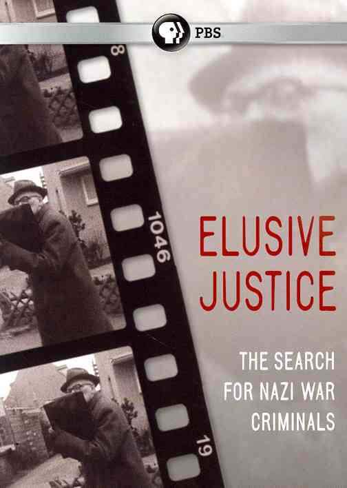 ELUSIVE JUSTICE:SEARCH FOR NAZI WAR C (DVD)