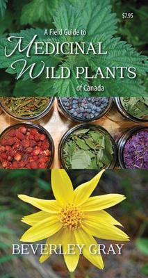 A Field Guide to Medicinal Wild Plants of Canada By Gray, Beverley